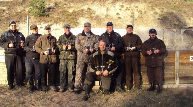 Kempeleen reserviläisten ampumakilpailut 2015